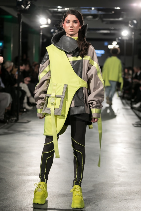 AMD EXIT.20 Graduate Fashion Show - 15.02.2020