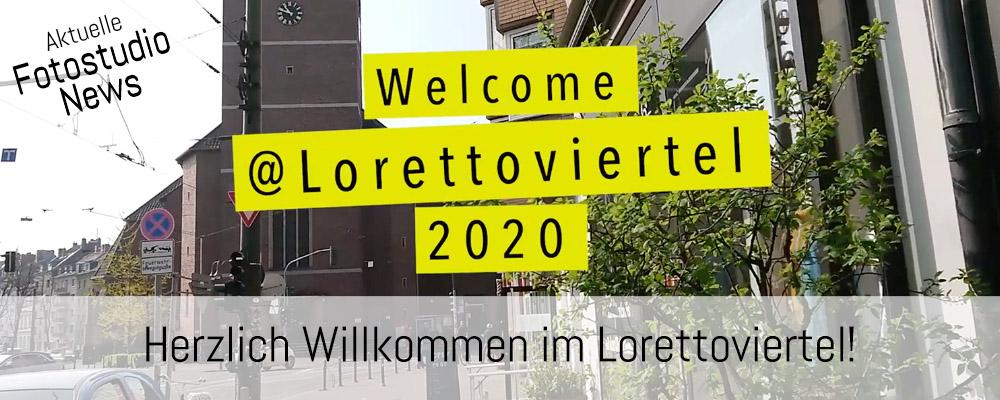 Banner Fotoshooting Lorettoviertel