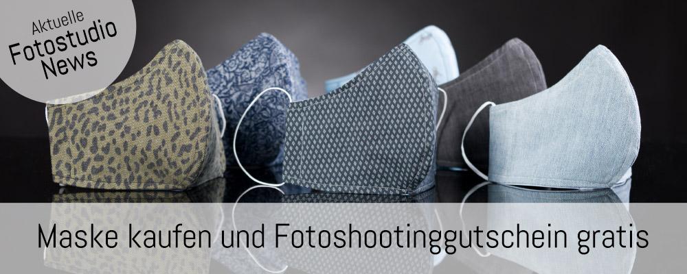 Banner Fotoshooting Maske