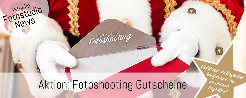 Banner Fotoshooting Weihnachten Gutscheine 2020