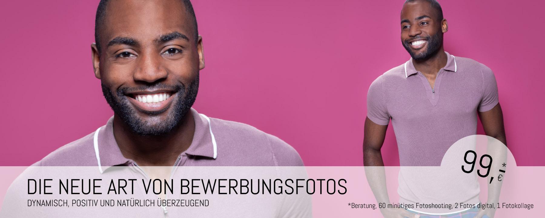Erstelle dein Bewerbungsfoto im Fotostudio Düsseldorf